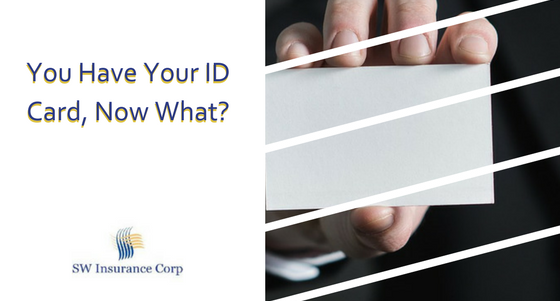 You Have Your ID Card – Now What?