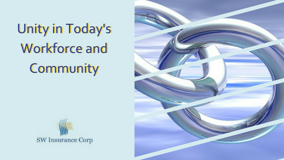 Unity in Today's Workforce and Community