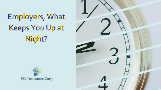Employers, What Keeps You Up at Night?