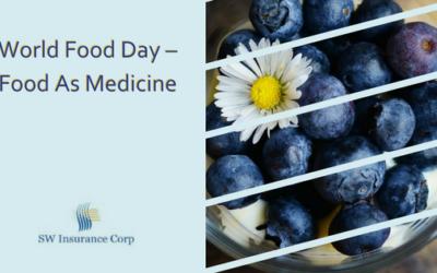 World Food Day – Food As Medicine