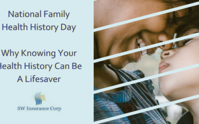 National Family Health History Day – Why Knowing Your Health History Can Be a Lifesaver